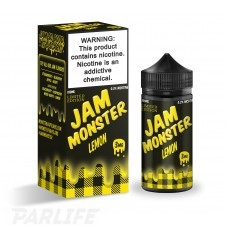 Jam Monster Lemon 100мл (3мг)