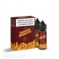 Tobacco Monster Salt - Rich 30мл (40/60мг)