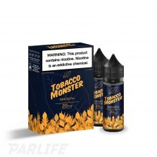Tobacco Monster Salt - Smooth 30мл (40/60мг)