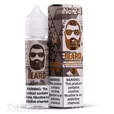 Beard - No. 24 60ml (3mg)